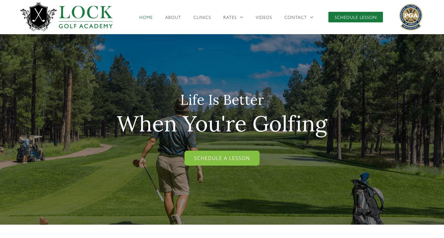 Lock Golf Academy